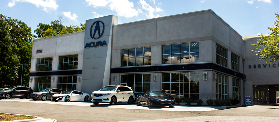 Leith Acura of Cary