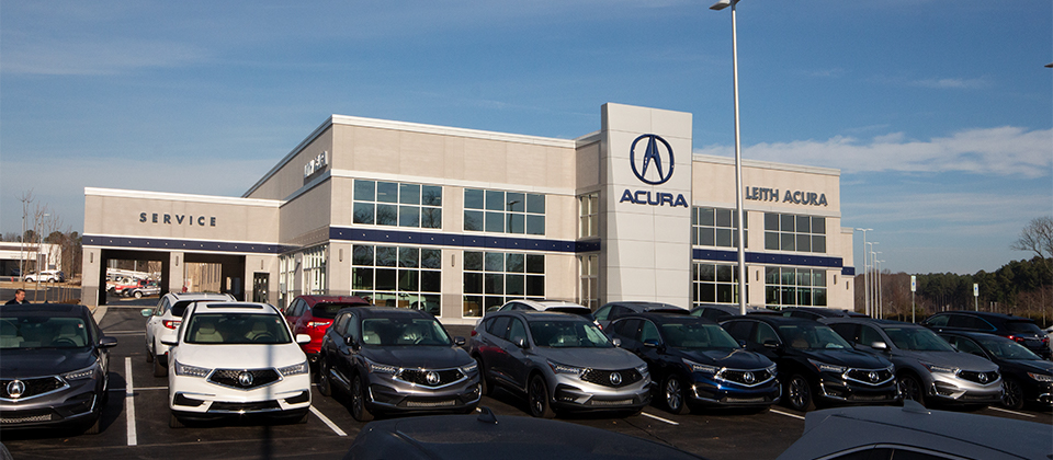 Leith Acura in Raleigh